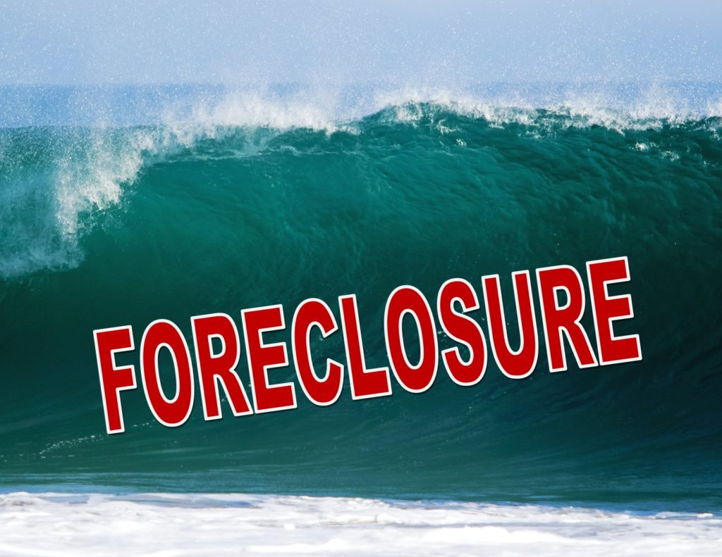 Is There a Foreclosure Wave Coming? Peoria